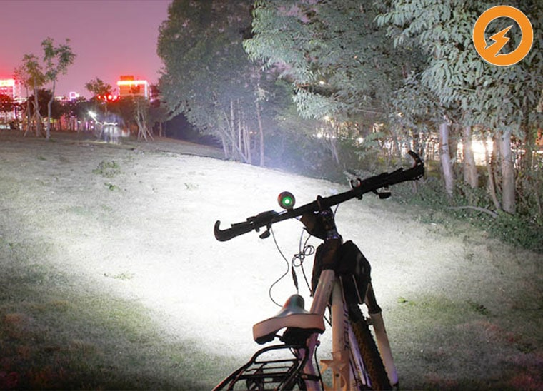 Ultra Bright Bike light 2